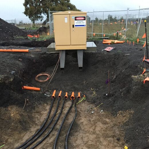 Underground Power Installations